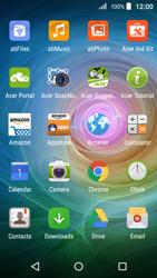 Acer Liquid Z320 - Internet - Internet browsing - Step 2