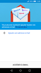 Huawei Y6 (2017) - E-mail - Configuration manuelle (gmail) - Étape 5