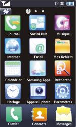 Samsung S8500 Wave - SMS - configuration manuelle - Étape 3