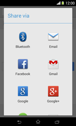 Sony D2005 Xperia E1 - Internet - Internet browsing - Step 21