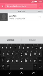 HTC Desire EYE - MMS - Envoi d