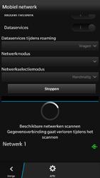 BlackBerry Z30 - Netwerk - Handmatig netwerk selecteren - Stap 11