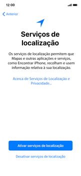 Apple iPhone XS - Primeiros passos - Como ligar o telemóvel pela primeira vez -  20