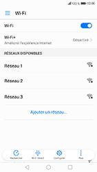 Honor 6A - Internet et connexion - Accéder au réseau Wi-Fi - Étape 6