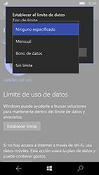 Microsoft Lumia 950 - Internet - Ver uso de datos - Paso 8