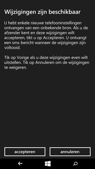 Microsoft Lumia 640 XL - MMS - Automatisch instellen - Stap 3