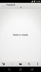 Sony C6903 Xperia Z1 - E-mail - Handmatig instellen - Stap 4