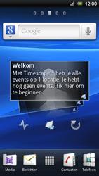 Sony Ericsson Xperia Ray - Internet - automatisch instellen - Stap 4