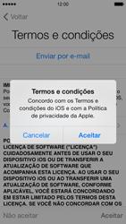 Apple iPhone iOS 7 - Primeiros passos - Como ativar seu aparelho - Etapa 18