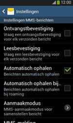 Samsung S7275 Galaxy Ace III - MMS - probleem met ontvangen - Stap 6