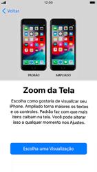 Apple iPhone 7 - iOS 13 - Primeiros passos - Como ativar seu aparelho - Etapa 32