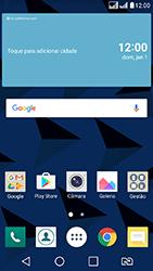 LG K8 - Funções básicas - Como checar se o seu aparelho está desbloqueado para outras operadoras - Etapa 1