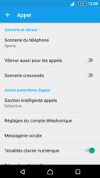 Sony Sony Xperia Z5 (E6653) - Messagerie vocale - Configuration manuelle - Étape 6