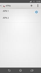 Sony Xperia M2 - MMS - Como configurar MMS -  15