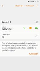 Samsung Galaxy A3 (2017) (A320) - Contact, Appels, SMS/MMS - Ajouter un contact - Étape 8