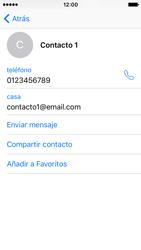 Apple iPhone SE - Mensajería - Escribir y enviar un mensaje multimedia - Paso 6