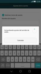 Huawei Ascend G7 - E-mail - Configurar correo electrónico - Paso 17