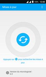 Alcatel Pixi 4 (4) - Réseau - Installation de mises à jour - Étape 7