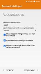 ZTE Blade V8 - E-mail - e-mail instellen: IMAP (aanbevolen) - Stap 21