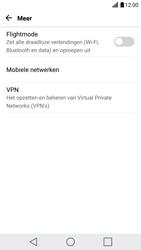 LG G5 - Internet - handmatig instellen - Stap 5