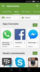 Huawei P8 - Aplicaciones - Descargar aplicaciones - Paso 4
