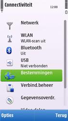 Nokia C6-00 - Internet - handmatig instellen - Stap 6