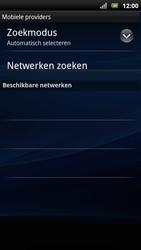 Sony Ericsson Xperia Arc S - Netwerk - gebruik in het buitenland - Stap 9