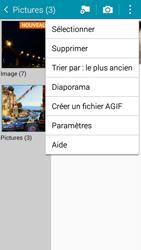 Samsung Galaxy A3 (A300FU) - Photos, vidéos, musique - Envoyer une photo via Bluetooth - Étape 9