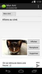 Acer Liquid E600 - MMS - envoi d'images - Étape 16