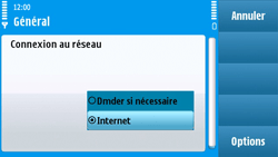 Nokia N97 - Internet - configuration manuelle - Étape 23