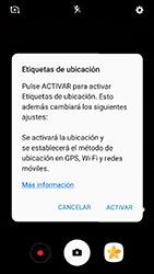 Samsung Galaxy A3 (2017) (A320) - Funciones básicas - Uso de la camára - Paso 8
