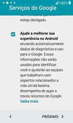 Samsung Galaxy J1 - Primeiros passos - Como ativar seu aparelho - Etapa 16