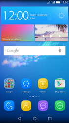 Huawei Y6 - Applications - Download apps - Step 1
