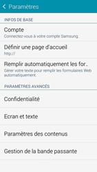 Samsung Galaxy S5 mini - Internet - Configuration manuelle - Étape 26