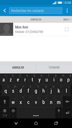 HTC Desire 610 - Contact, Appels, SMS/MMS - Envoyer un MMS - Étape 7
