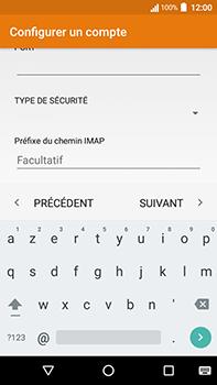 Acer Liquid Zest 4G Plus - E-mail - Configuration manuelle - Étape 14
