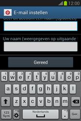 Samsung Galaxy Fame Lite (S6790) - E-mail - Account instellen (POP3 zonder SMTP-verificatie) - Stap 21