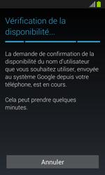 Samsung Galaxy S3 Mini - Premiers pas - Créer un compte - Étape 15