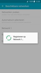 Samsung Galaxy S6 (G920F) - Netwerk selecteren - Handmatig een netwerk selecteren - Stap 9