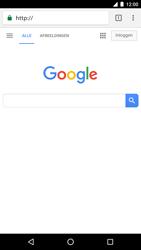 LG Nexus 5x - Android Nougat - Internet - Hoe te internetten - Stap 11