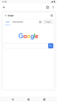 Nokia 8-sirocco-ta-1005-android-pie - Internet - Hoe te internetten - Stap 16