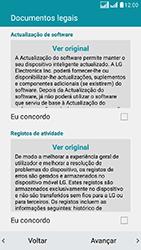 LG K8 - Primeiros passos - Como ativar seu aparelho - Etapa 23