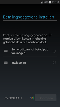 Samsung Galaxy Note 4 4G (SM-N910F) - Applicaties - Account aanmaken - Stap 20