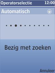 Nokia C2-05 - Bellen - in het buitenland - Stap 7