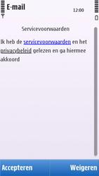 Nokia C6-00 - E-mail - e-mail instellen: POP3 - Stap 11