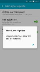 Samsung G925F Galaxy S6 Edge - Appareil - Mises à jour - Étape 10