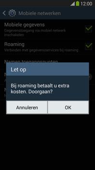 Samsung N9005 Galaxy Note III LTE - Internet - handmatig instellen - Stap 8