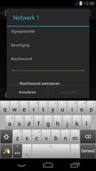 Acer Liquid Jade - WiFi en Bluetooth - Handmatig instellen - Stap 7