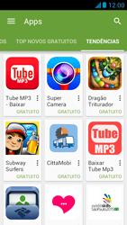 Huawei Ascend G510 - Aplicativos - Como baixar aplicativos - Etapa 13