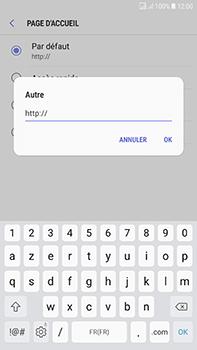 Samsung Galaxy J7 (2017) - Internet - Configuration manuelle - Étape 29